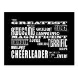Best Cheerleaders : Greatest Cheerleader Postcard