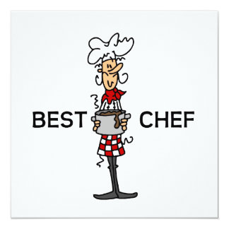 Best Chef Card
