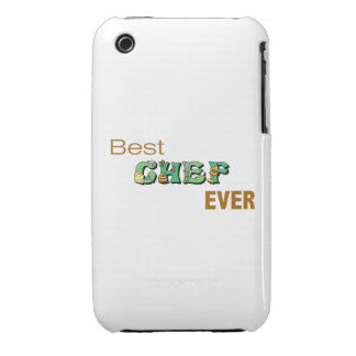 Best Chef Ever Case-Mate iPhone 3 Case