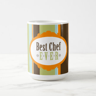 Best Chef Ever! Classic White Coffee Mug