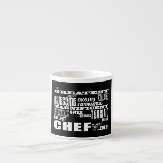 Best Chefs Birthdays : Greatest Chef 6 Oz Ceramic Espresso Cup