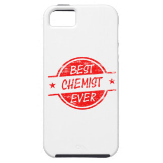 Best Chemist Ever Red iPhone SE/5/5s Case