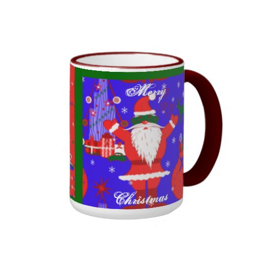 Best christmas mugs unique gifts xmas gift zazzle for Unique christmas mugs