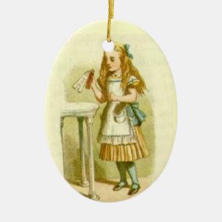 Best Christmas Tree Ornaments - Alice Wonderland