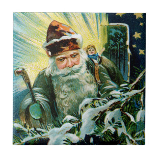 Best Christmas Wishes Ceramic Tile