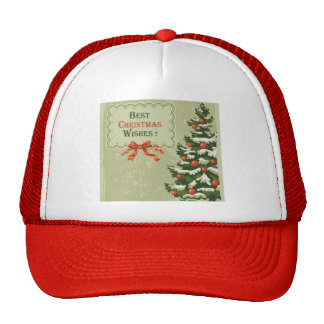 Best Christmas Wishes Hat