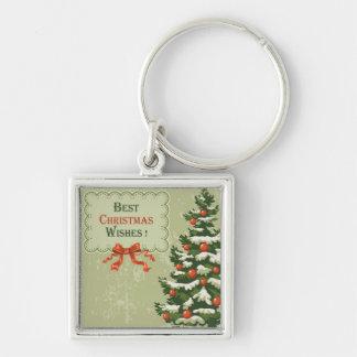 Best Christmas Wishes Keychain