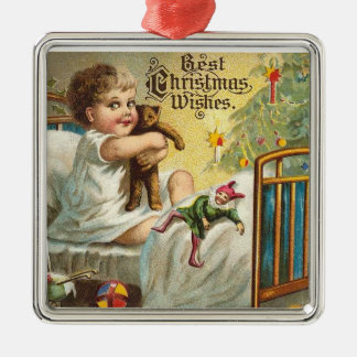 Best Christmas Wishes Ornament