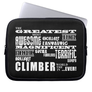 Best Climbers Greatest Climber Laptop Sleeve