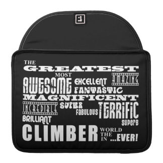 Best Climbers Greatest Climber Sleeve For MacBook Pro