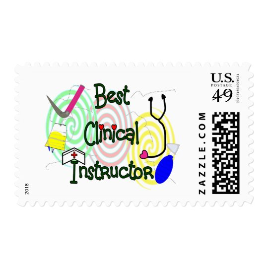 Best Clinical Instructor Nursing Gifts Postage
