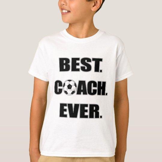 Best Coach Ever T-Shirt