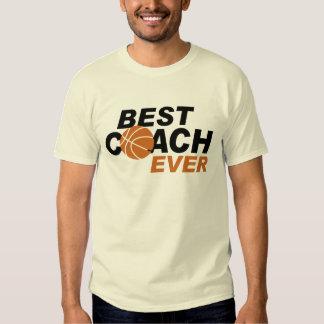 best coach ever tee shirt
