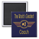 Best Coach Gifts Magnet