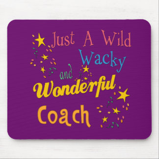 Best Coach Gifts Mouse Pad