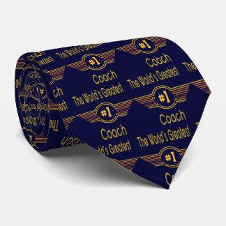Best Coach Gifts Neck Tie