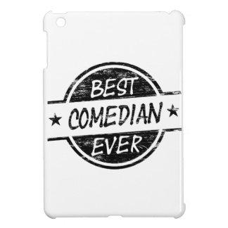 Best Comedian Ever Black iPad Mini Case