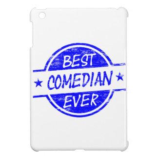 Best Comedian Ever Blue iPad Mini Covers