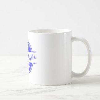 Best Comedian Ever Blue Coffee Mug
