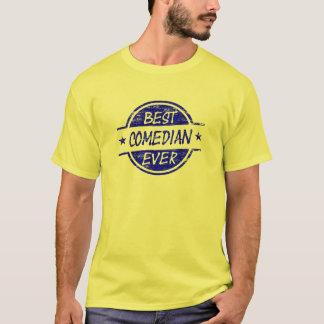 Best Comedian Ever Blue T-Shirt