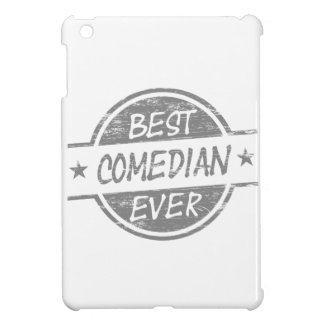 Best Comedian Ever Gray Cover For The iPad Mini