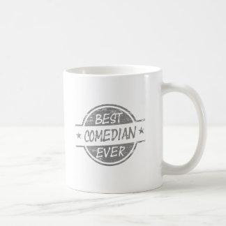Best Comedian Ever Gray Mug
