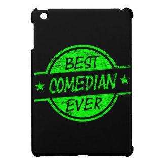 Best Comedian Ever Green iPad Mini Cover