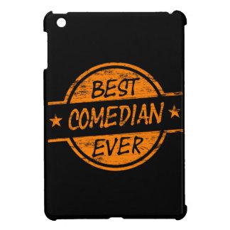 Best Comedian Ever Orange iPad Mini Cases