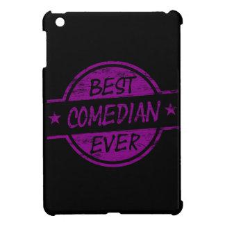 Best Comedian Ever Purple iPad Mini Covers