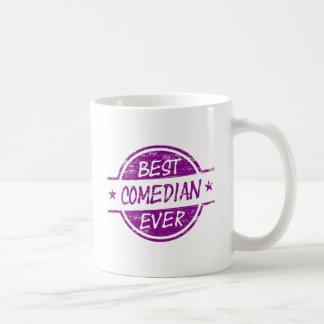 Best Comedian Ever Purple Mug