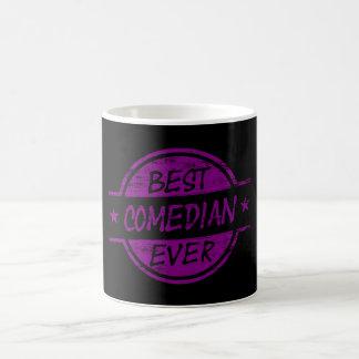 Best Comedian Ever Purple Mugs