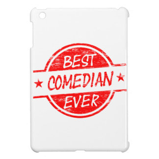 Best Comedian Ever Red iPad Mini Cover