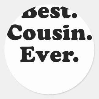 Best Cousin Ever Sticker
