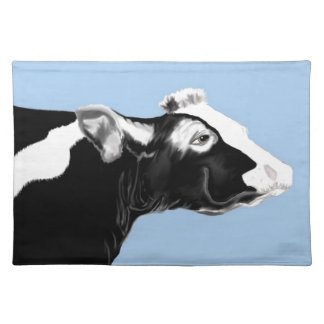 BEST COW EVER!!! PLACEMAT