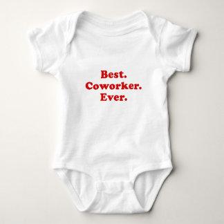 Best Coworker Ever Tee Shirt