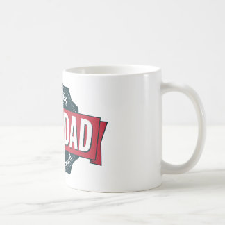 Best Dad Award Winner Classic White Coffee Mug