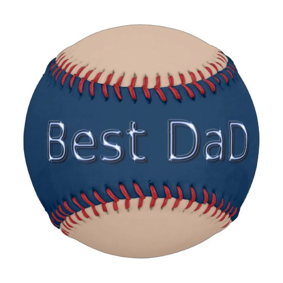 Best Dad Baseball