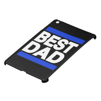 Best Dad Blue iPad Mini Case