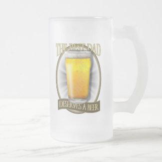 Best Dad Deserves A Beer Coffee Mug