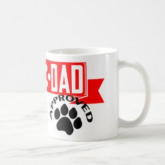 Best Dad Dog Approved Mug