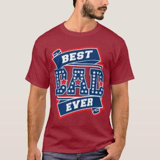Best Dad Ever All Star SuperDad T-Shirt