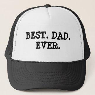 Best Dad Ever Baseball Cap