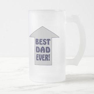 BEST DAD EVER! Beer Mug