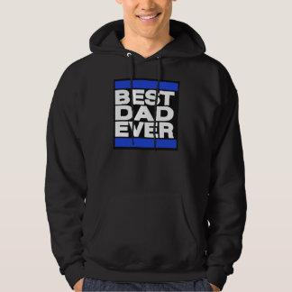 Best Dad Ever Blue Sweatshirt