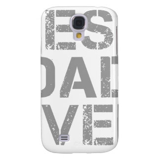 best-dad-ever-CAP-GRAY.png Samsung Galaxy S4 Case