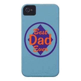 Best Dad Ever iPhone 4 Case-Mate Cases