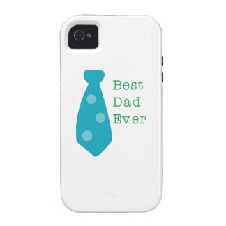 Best Dad Ever Case For The iPhone 4