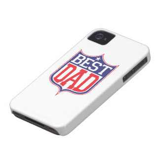 Best Dad Ever iPhone 4 Cover
