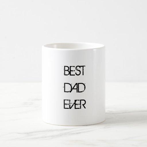 Best Dad Ever Coffee Mug Zazzle