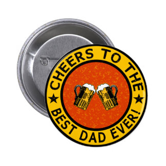 BEST DAD EVER custom button